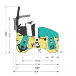 ARX_26_Light_Tandem_Roller_CAD_Drawing_2880x1620px_mm_bw-01