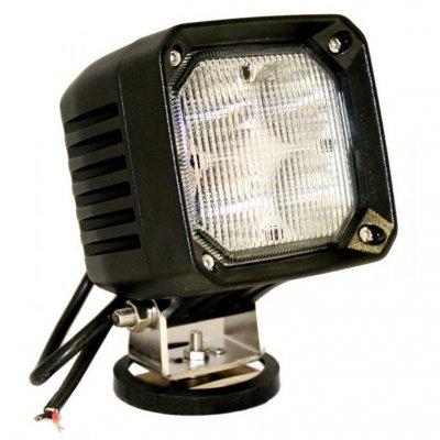LED Työvalo 40W Cree XML-L2, kantti