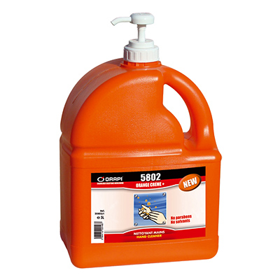 Orapi Orange creme käsienpesuhyytelö