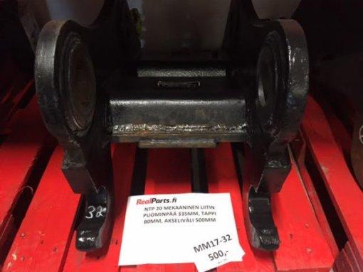 Mekaaninen liitin NTP-20