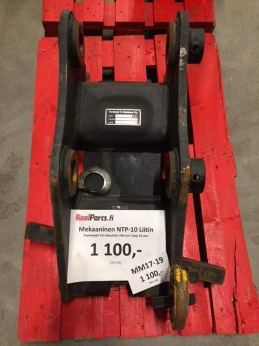 Mekaaninen liitin NTP-10