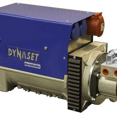 Hydrauligeneraattori Dynaset HG10E