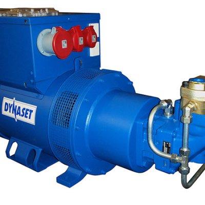 Hydrauligeneraattori Dynaset HG40H