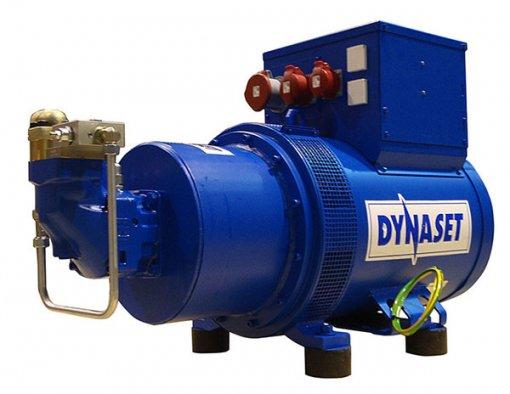 Hydrauligeneraattori Dynaset HG70C