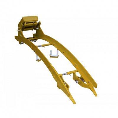 Kanava-avaaja / kallistuva kiinnitys RF-System