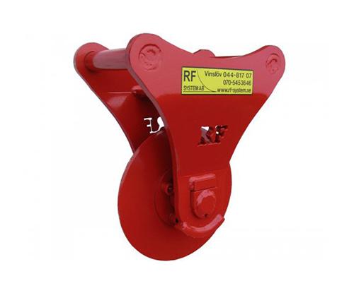 Asfalttileikkuri RF-System