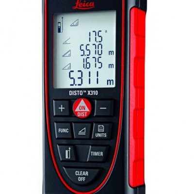 Leica Disto X310 laseretäisyysmittari