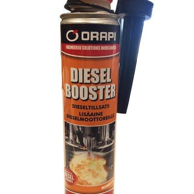 Diesel Booster Lisäaine dieselmoottoreille