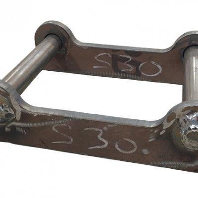 Kiinnike S30/180 MEP Steel Oy