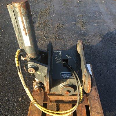 Mekaaninen kallistuva liitin S60 Komatsu PH-Works (MM17-404) käytetty