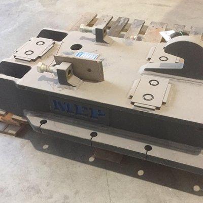 Vasaran kiinnike NTP10 MEP Steel B L20C
