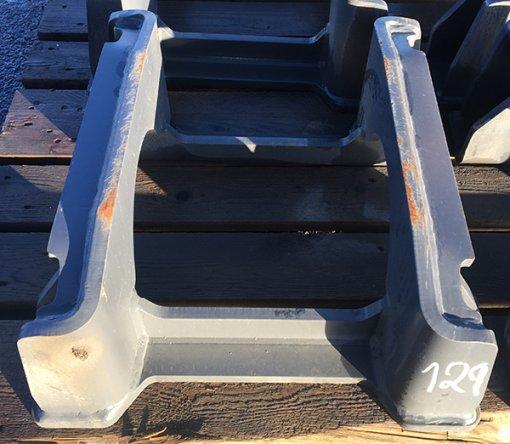 Telaohjuri 495 X 490mm (MM17-129) uusi