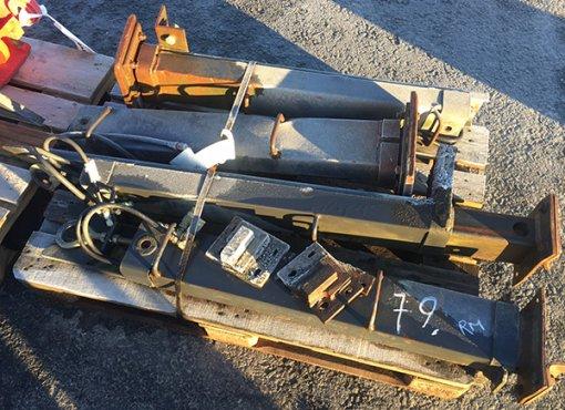 Bobcat hydraulinen takatukijalka (MM17-79) käytetty
