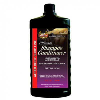 Presta Ultimate Shampoo Conditioner hoitashampoo ajoneuvoille 946ml