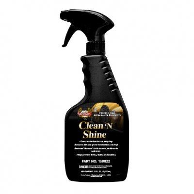 Presta Clean 'N Shine puhdistava samettipinnoite 650ml