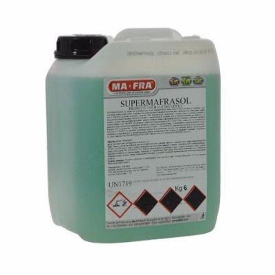 MAF-RA Supermafrasol antistaattinen puhdistusaine 6kg