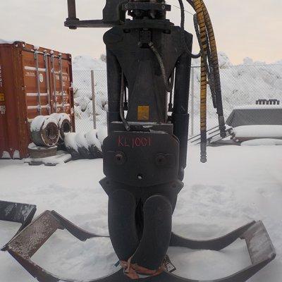 Materiaalikoura Kinshofer T40V 1550kg uusi