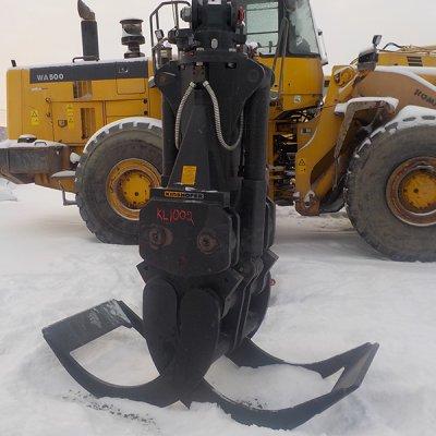 Materiaalikoura Kinshofer T40V 1500kg uusi