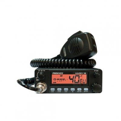 President Harry III LA-radiopuhelin