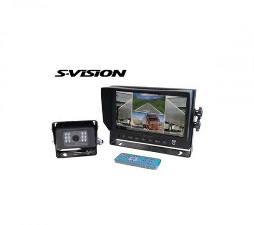 S-Vision Peruutuskamerajärjestelmä 7¨
