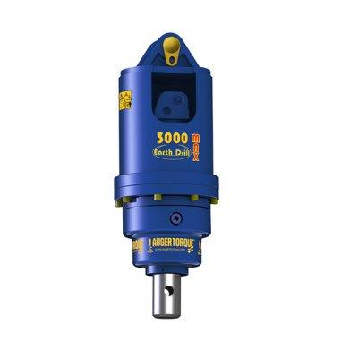 Auger Torque Maapora 3500MAX 65mm / pyöreä akseli