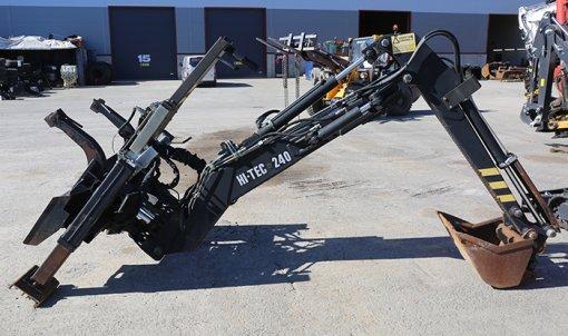 Bobcat irtokaivuri Hi-Tec 240 käytetty