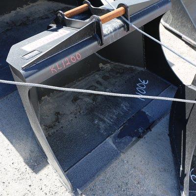 Tilttiluiskakauha S40 1200mm (KL1200) uusi