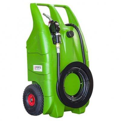 Polttoainesäiliö Fortis Turtle 100L Diesel
