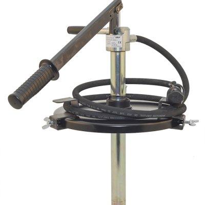 SKF keskusvoitelupumppujen / rasvareiden täyttölaite 18 kg:n astialle