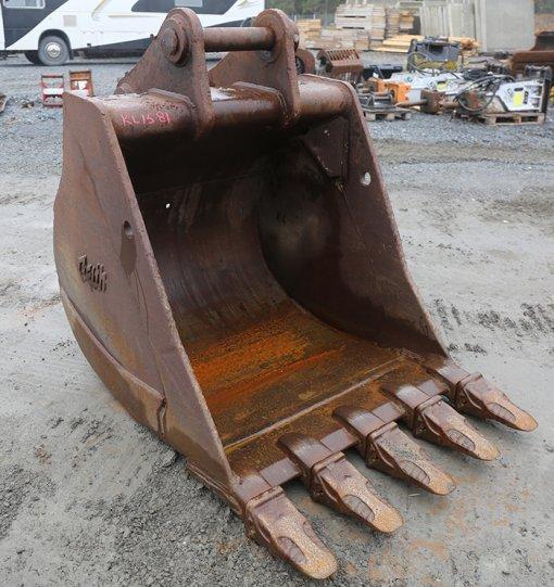 Geith Kynsikuokka tappi -kiinnitys 1200mm (KL1581) käytetty