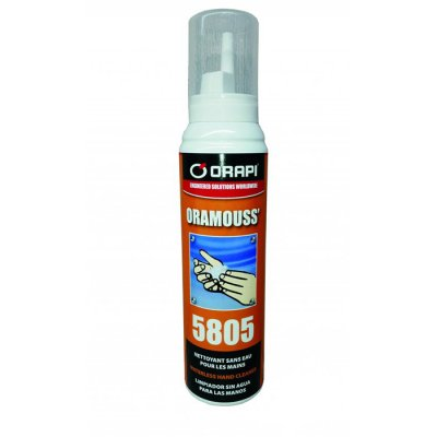 Orapi Oramouss vedetön käsienpuhdistusvaahto 210ml