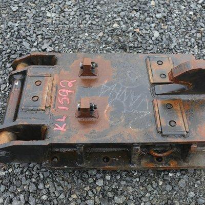Iskuvasaran kiinnikelevy NTP20 (KL1592) käytetty
