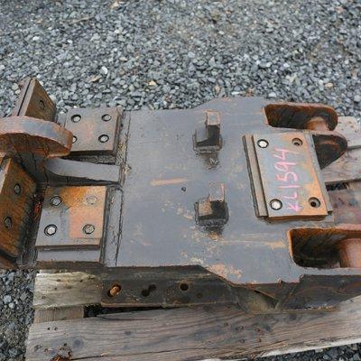 Iskuvasaran kiinnikelevy NTP20/30 (KL1594) käytetty