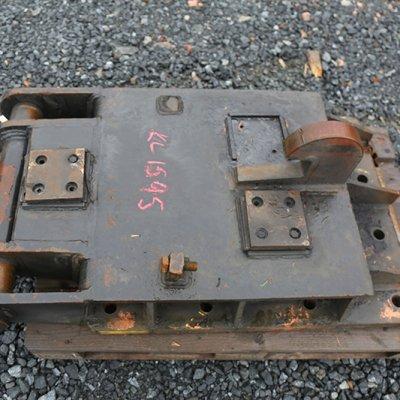 Iskuvasaran kiinnikelevy NTP40 (KL1595) käytetty