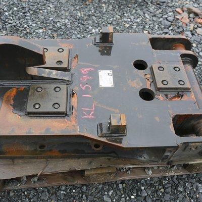 Niskakankaan Terästuote GB11F / GB14F Iskuvasaran kiinnikelevy NTP40 (KL1599) käytetty