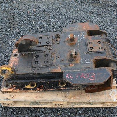 Iskuvasaran kiinnikelevy NTP20/30 (KL1703) käytetty