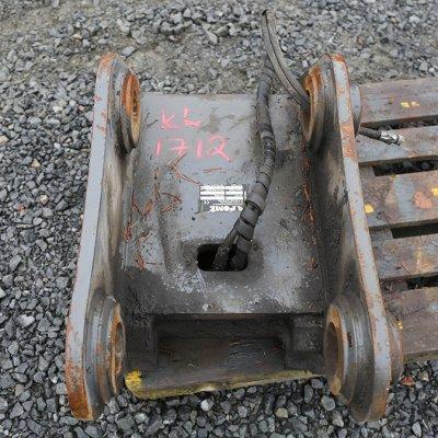 Pome hydraulinen puominpään liitin S70 (KL1712) käytetty