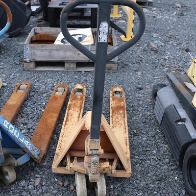 Pumppukärryt (KL1562) käytetty