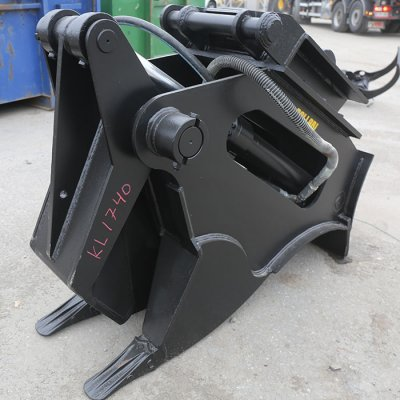 Pallari KHM125 Kantopilkkuri NTP20/30 (KL1740) käytetty