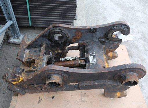 Terästyö T. Salminen Oy hydraulinen puominpään liitin NTP20 (KL1227) käytetty