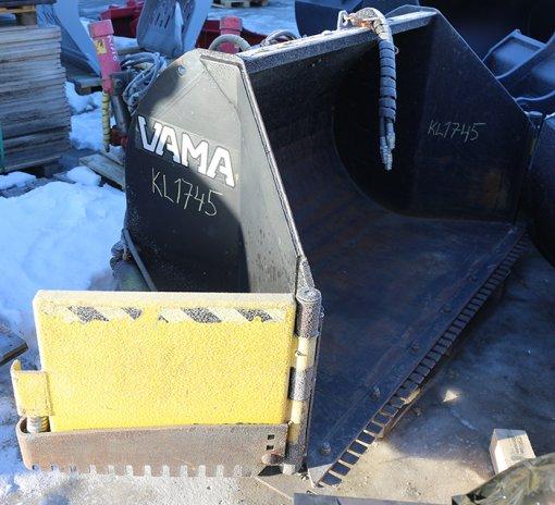 Vama Siipilumikauha 2100mm (KL1745) käytetty