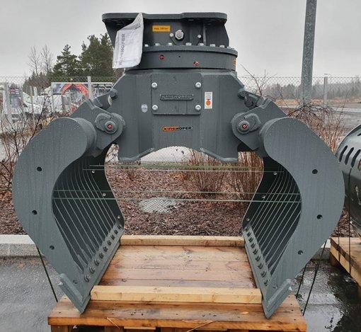 Kinshofer D27H-P Purkukoura pyörittäjällä 800L 1150mm