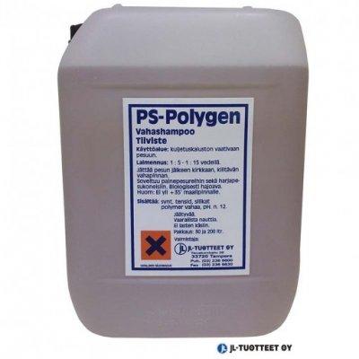 JL-Tuotteet Vahashampootiiviste PS-polygen 6 x 25 ltr (rahtivapaasti)