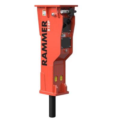 RAMMER R18P HYDRAULIVASARA / ISKUVASARA - KONEEN KOKO 15-23 TONNIA