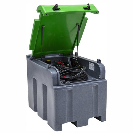 Infra Master 400L polttoainesäiliö